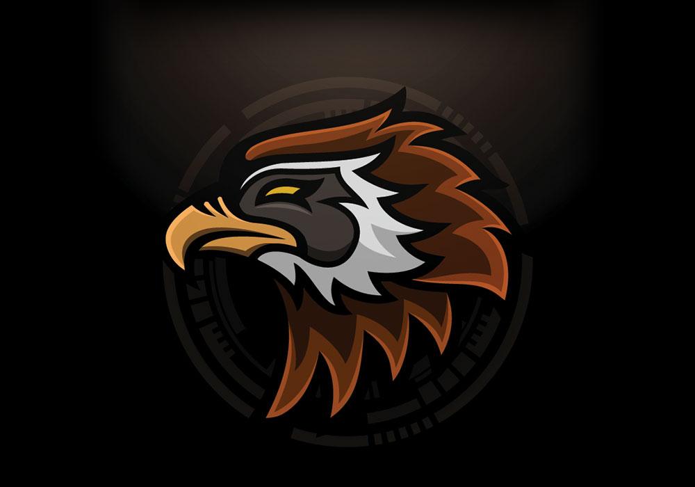 俱乐部和体育矢量动物吉祥物徽标 Mascot Logo Vector Design