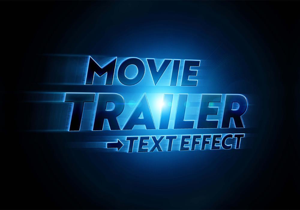 8种立体文字效果样机集合 Collection Of 8 PSD Text Effect