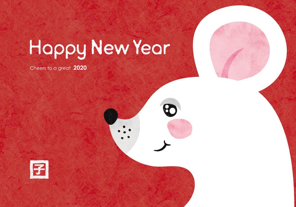 百款2020鼠年矢量设计元素打包下载