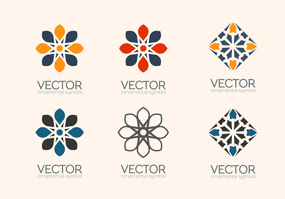 267个几何符号设计徽标LOGO合集下载