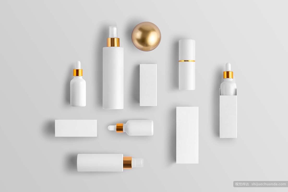 化妆品品牌样机