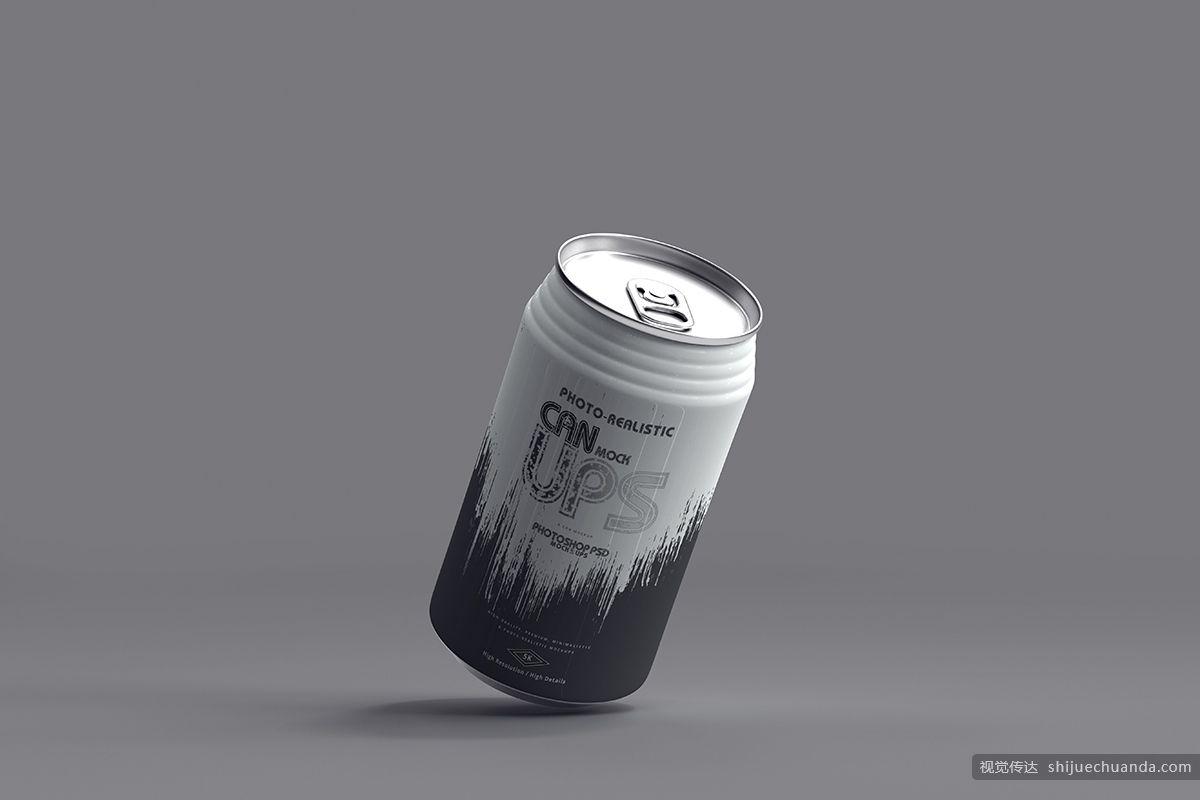 330ml 可乐/啤酒罐样机