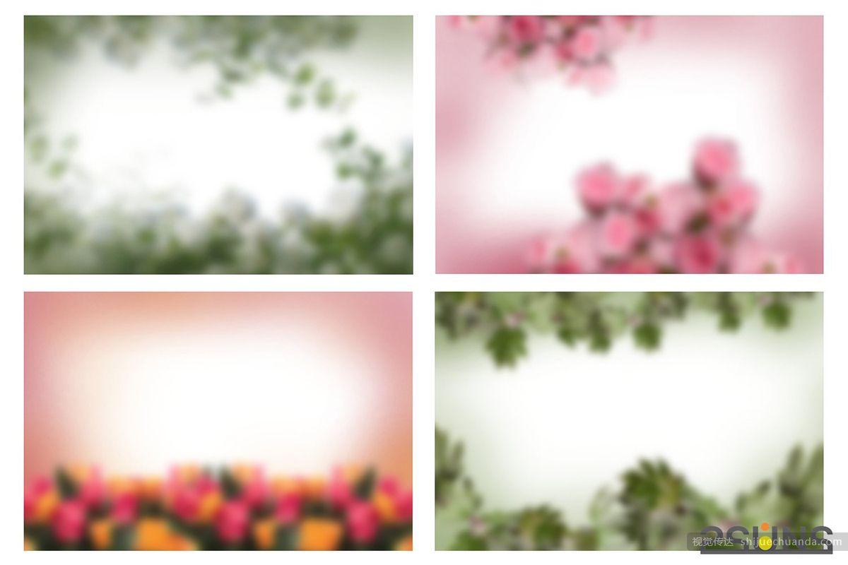 50张复活节照片叠加剪贴画png元素