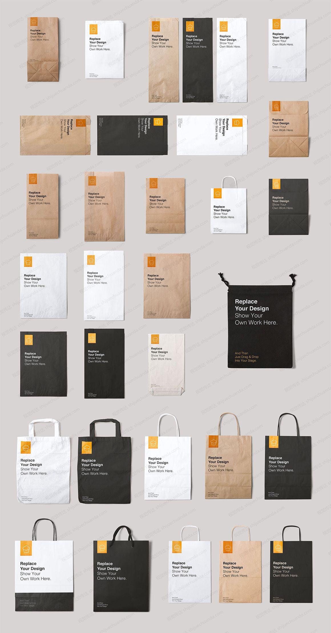 咖啡品牌包装模拟场景生成器