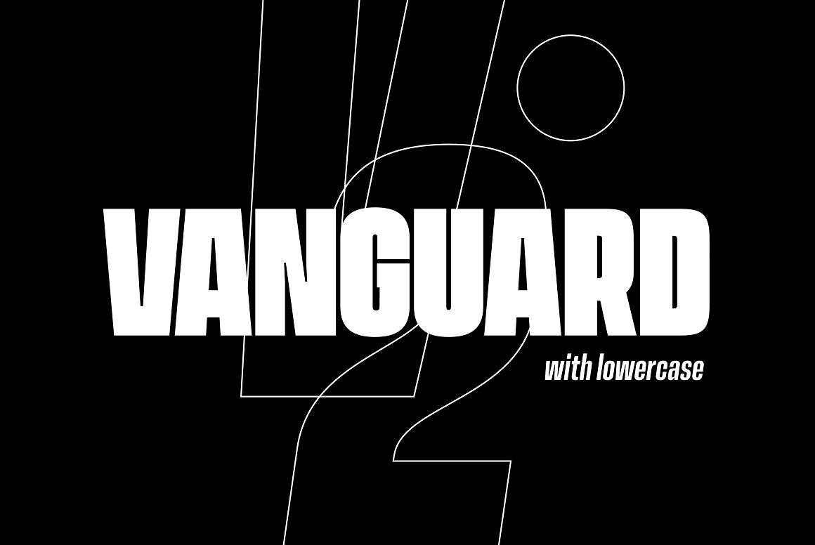 英文字体 Vanguard CF 下载