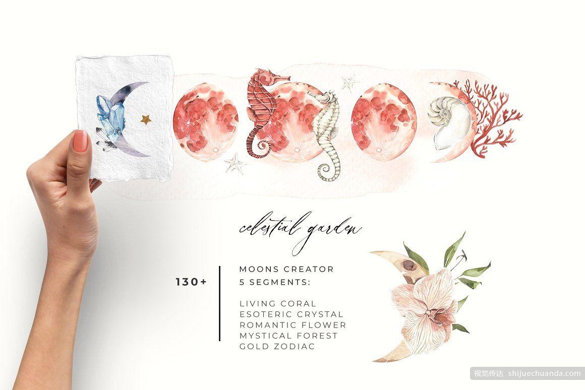 4000+图形设计元素打包下载