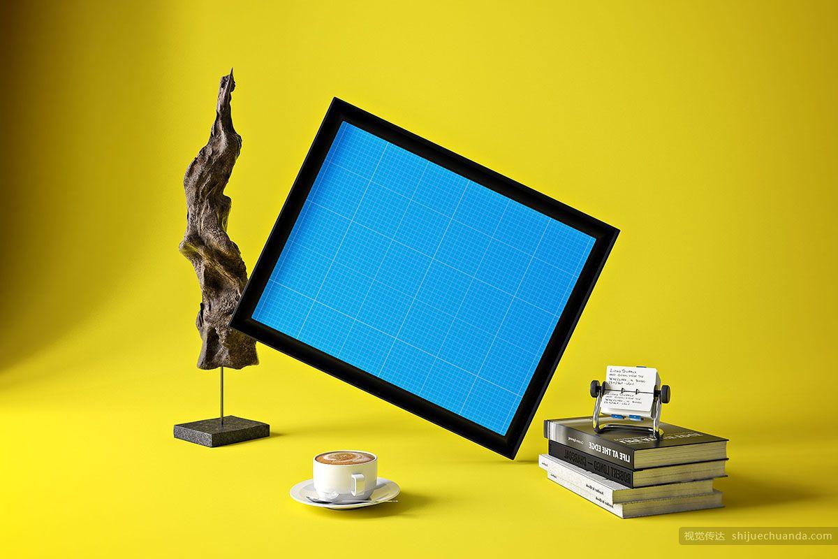 6款极具艺术气息的工作室相框