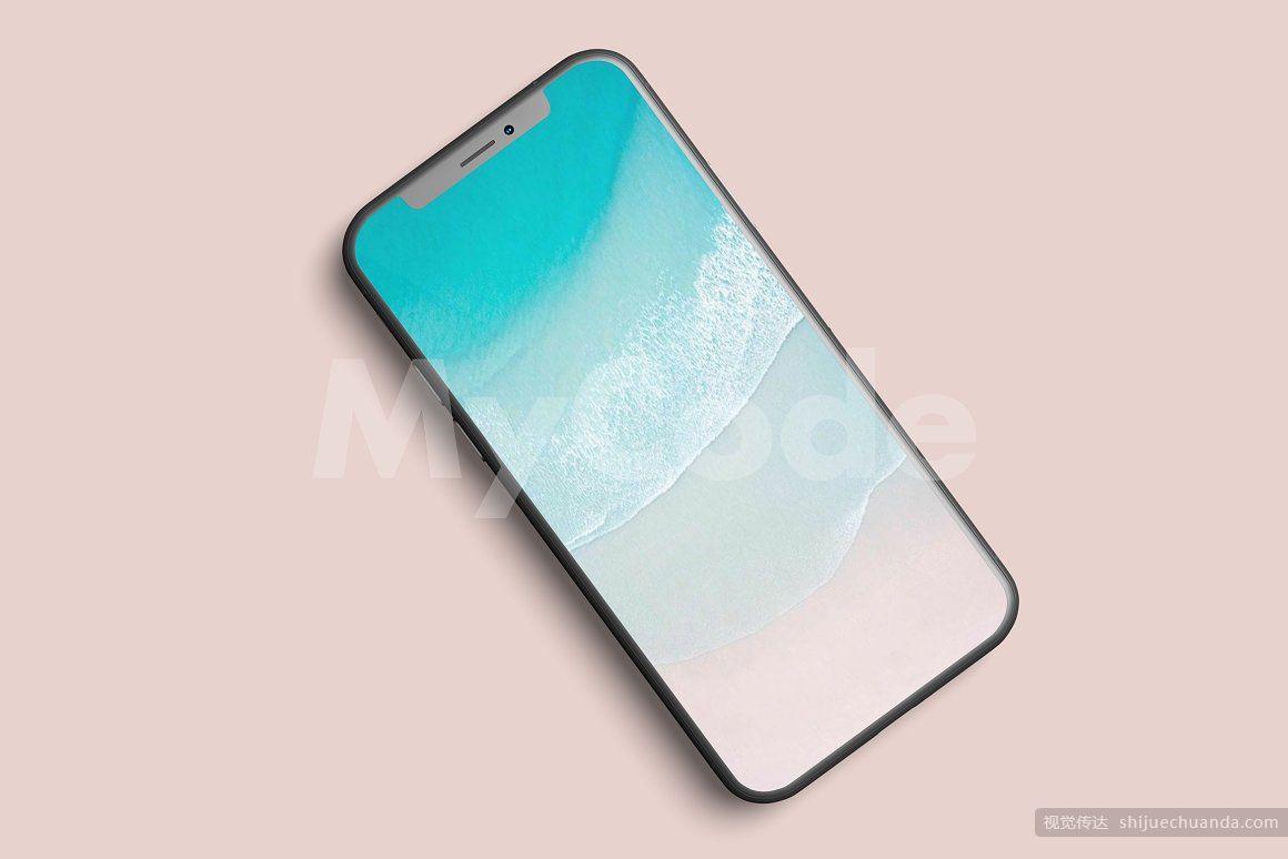 10款多角度iPhone 11 Pro样机模板