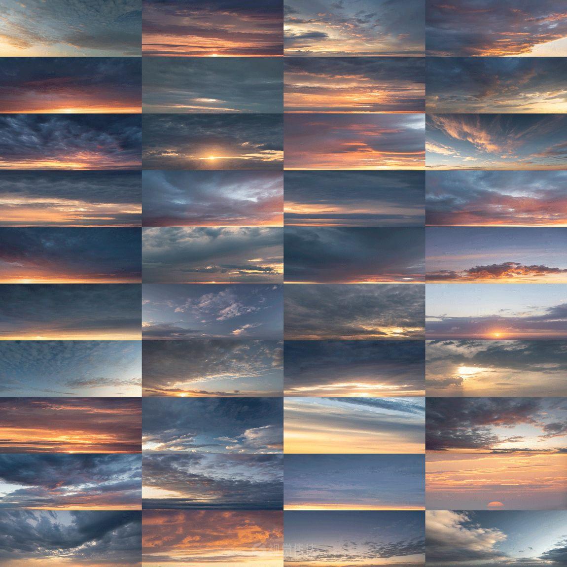 完整的天空图片合集