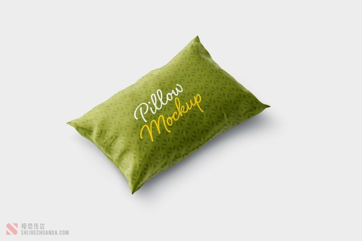 枕套枕头靠枕样机套装