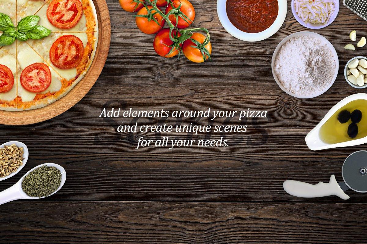 披萨场景创作者