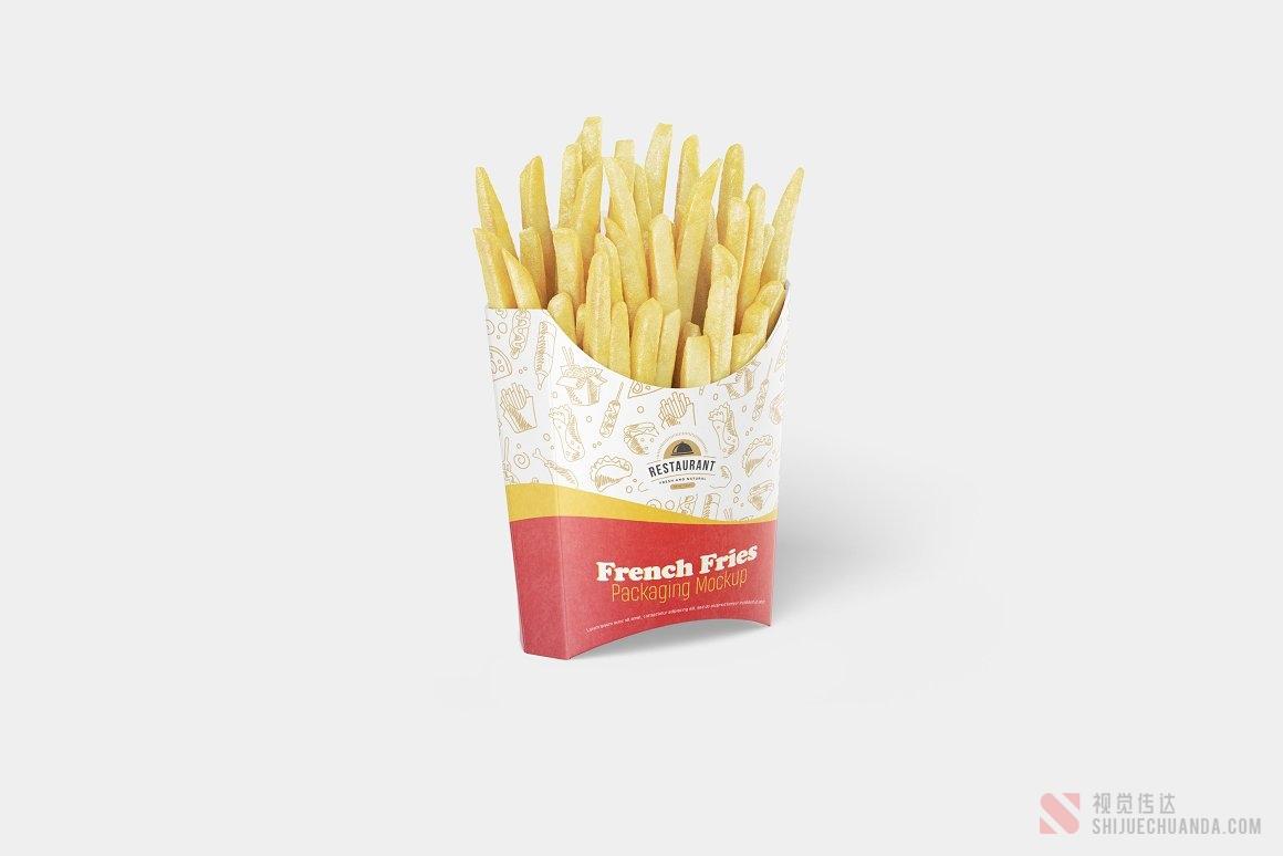薯条包装样机