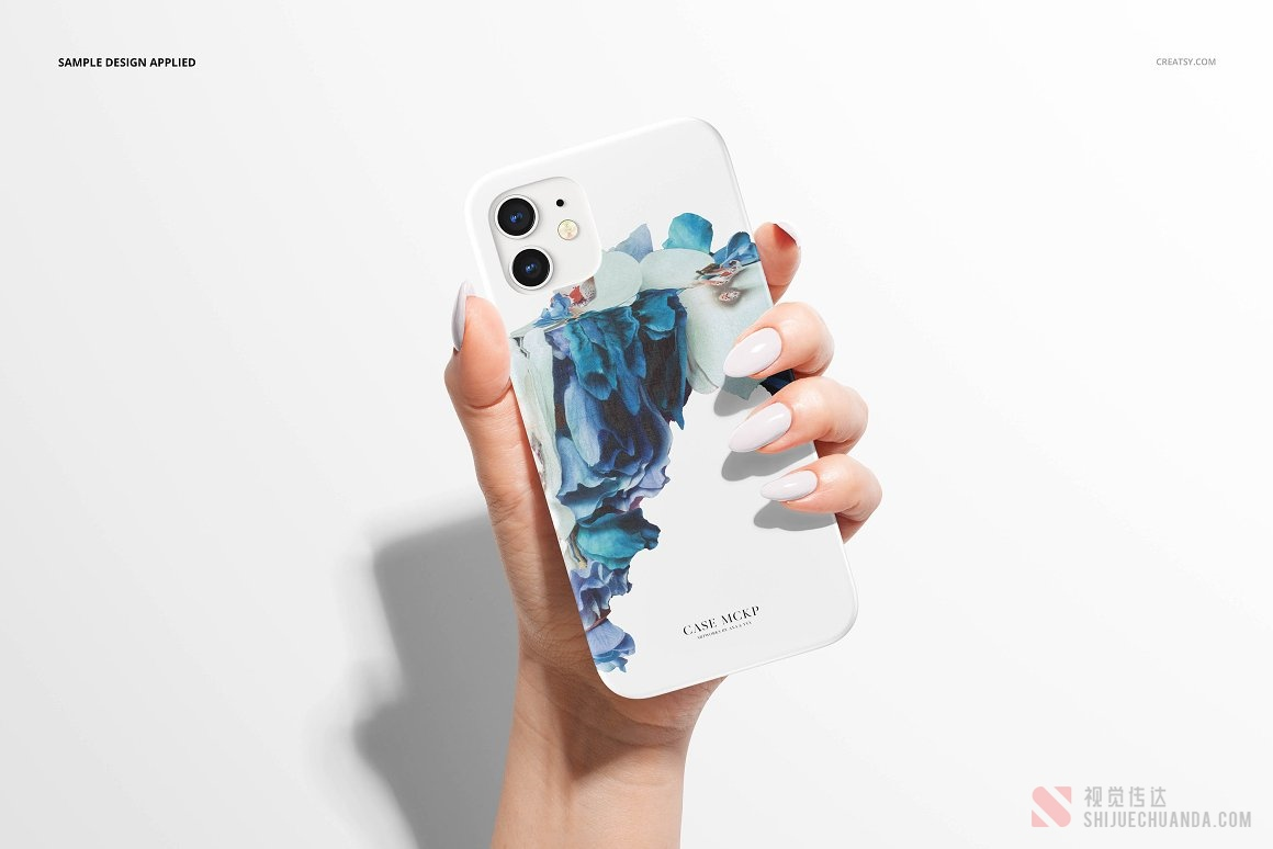 iPhone 12 手机壳样机