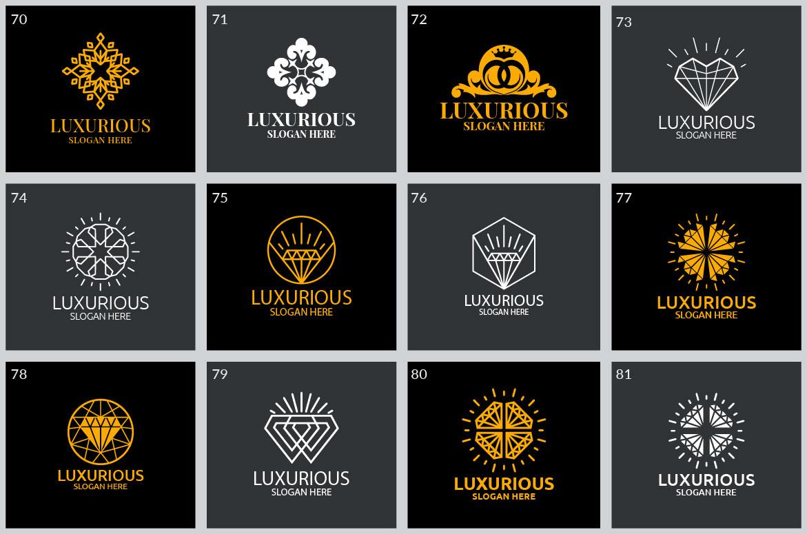 100个logo标志合集