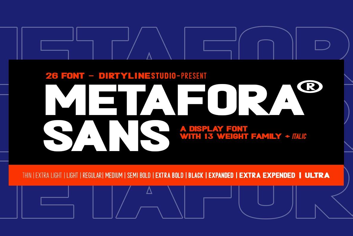METAFORA SANS