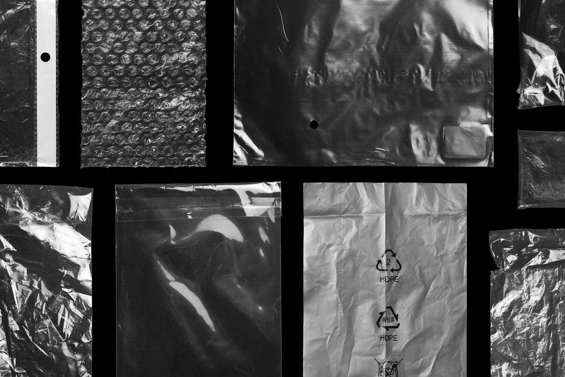 自封袋塑料袋密封袋塑料元素