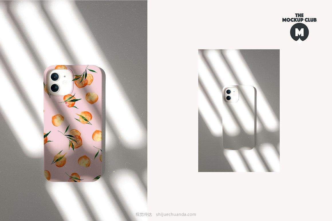 手机壳样机模板
